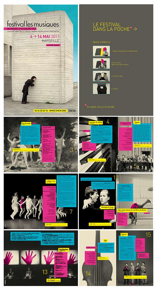 GMEM : festival les musiques 2011
